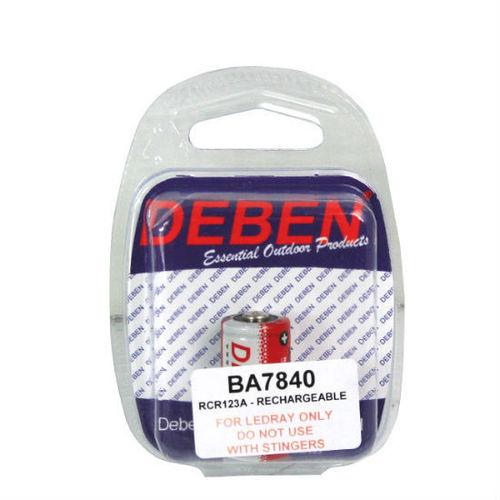 Deben rechargable Battery