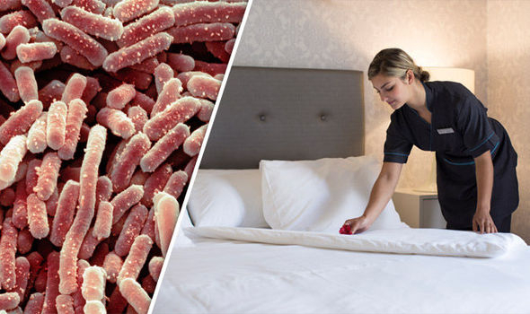 How clean is YOUR hotel room? Potentially dangerous levels of bacteria found in UK hotels