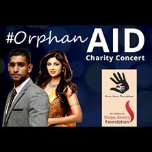 OrphanAID - Amir Khan & Shilpa Shetty Kundra Present Charity Concert