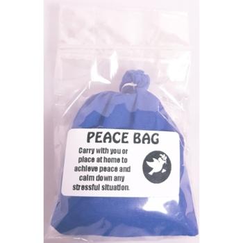 Peace Mojo Bag