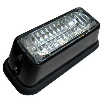 LED Flashing Warning Lamp White/Red/Amber CA 6087