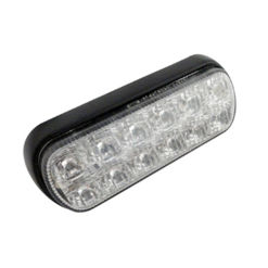 LED Warning Lamp Amber CA 6079