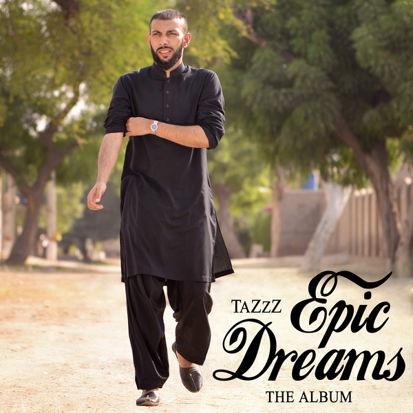 "TaZzZ Is Set To Release His Debut Album ""Epic Dreams"""