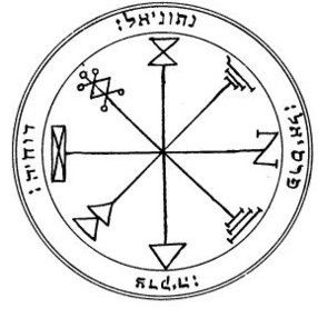 S-1 First Pentacle Of Jupiter