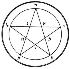 S-15 First Pentacle Of Mercury