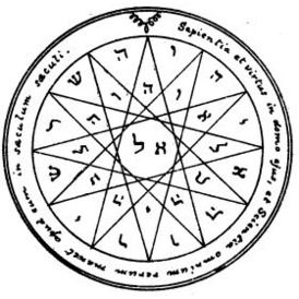 S-18 Fourth Pentacle Of Mercury
