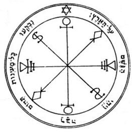 S-25 Sixth Pentacle Of The Moon