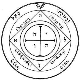 S-30 Fifth Pentacle Of Saturn