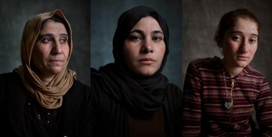 Photographic Exhibition, #IAmYezidi, Conveys The Brave Stories Of Yezidi Women In Iraq, To Mark International Women's Day