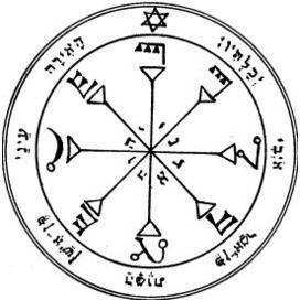 S-36 Fourth Pentacle Of The Sun