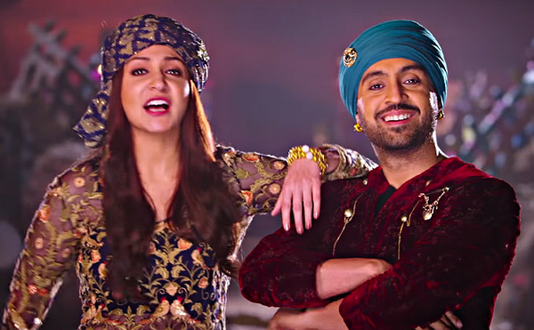 Phillauri Song Naughty Billo: Anushka Sharma Raps In Diljit Dosanjh Song
