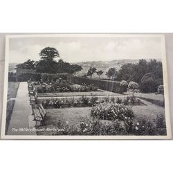 The Welfare Grounds Aberbargoed Postcard
