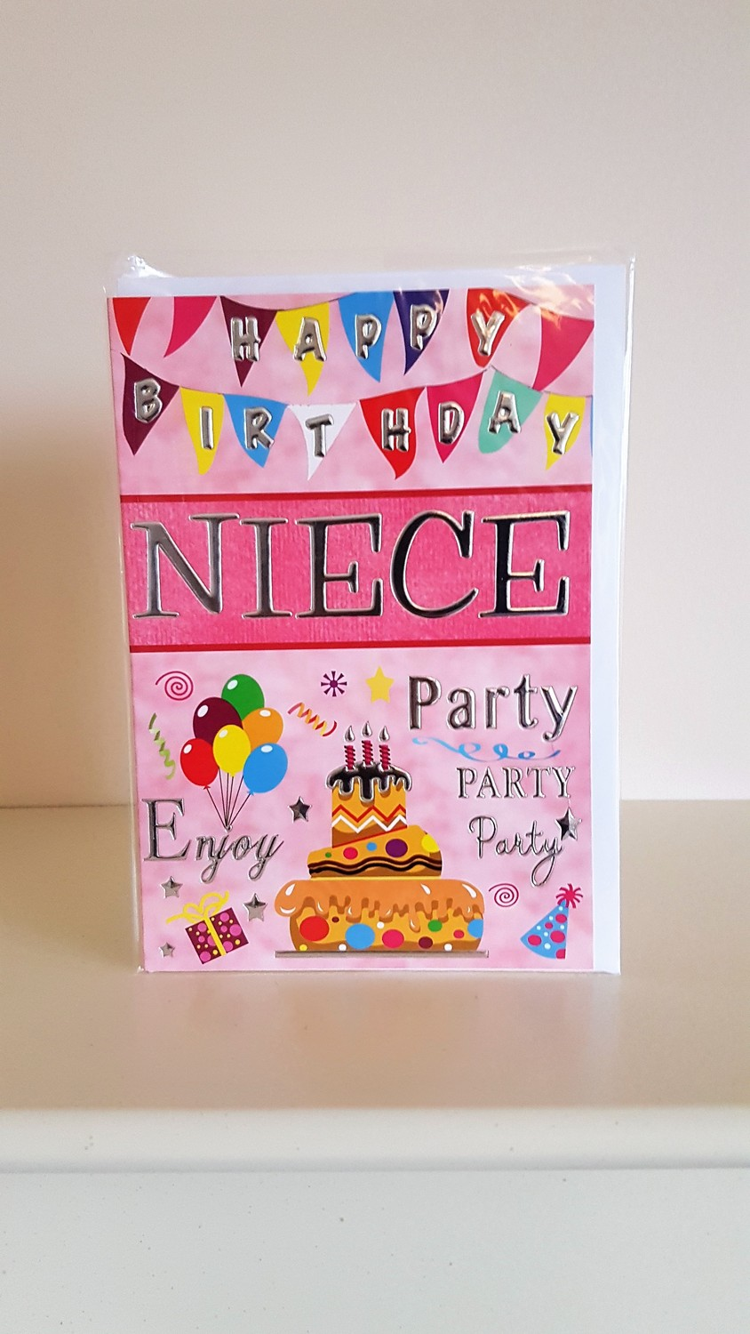 Happy Birthday Niece Card Remember That Card Greeting Cards And