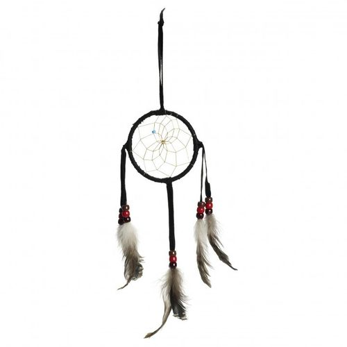 Small Black Dream Catcher