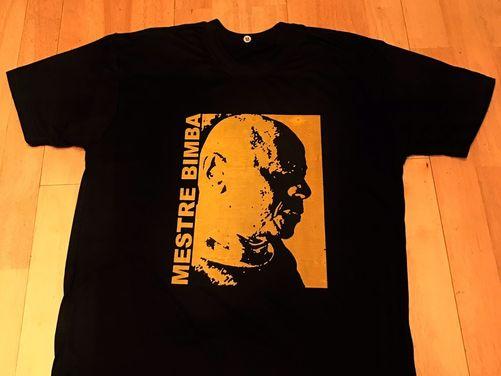 Mestre Bimba T Shirt - Black (M)