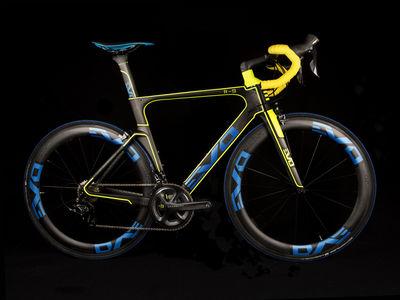 Evo2max road bike aero carbon frame