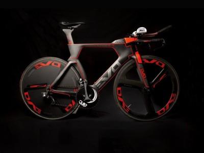 Evo2max carbon frame TT time trial triathlon aero