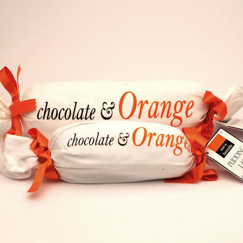 Chocolate & Orange Log