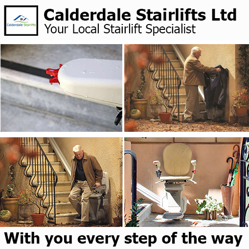 Spring is in the air ! Make the most of your garden with an outdoor Stairlift