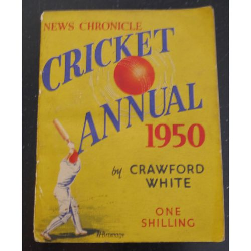 Cricket Annual 1950