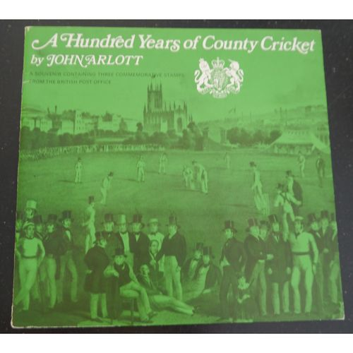 John Arnott - A Hundred Years of County Cricket