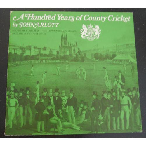 John Arnott - A Hundred Years of County Cricket