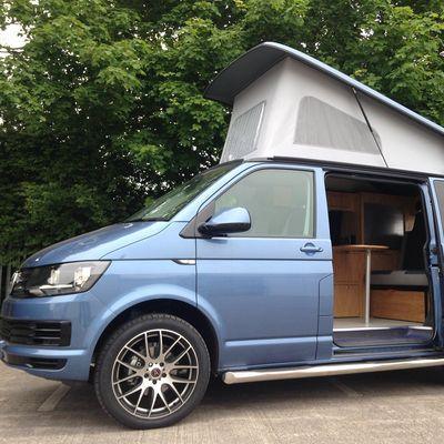 VW campervan for sale, Campervan hire, vw camper van, vw camper for sale, campers for sale, campervans, campervans for sale UK, Campervan Insurance, Two tone campervan, transporter, volkswagen, camper, T5, T6, Alloys, Pop Top roof, Luxury, Holiday, Adventure, Camper hire, rental, sale, Blue camper, silver campervan, bespoke, Bristol, United Kingdom, Handmade, Quality