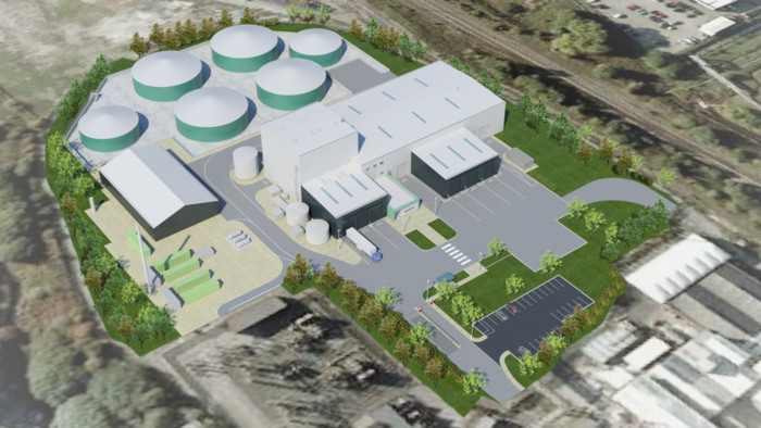 Northwich Biomass