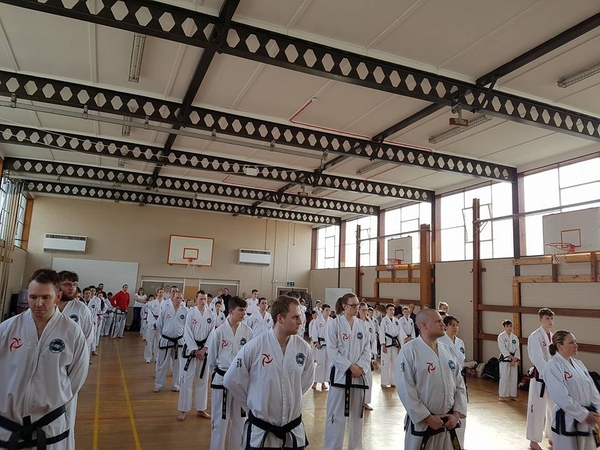 Black Belt Pre-Grading 11th March 2017