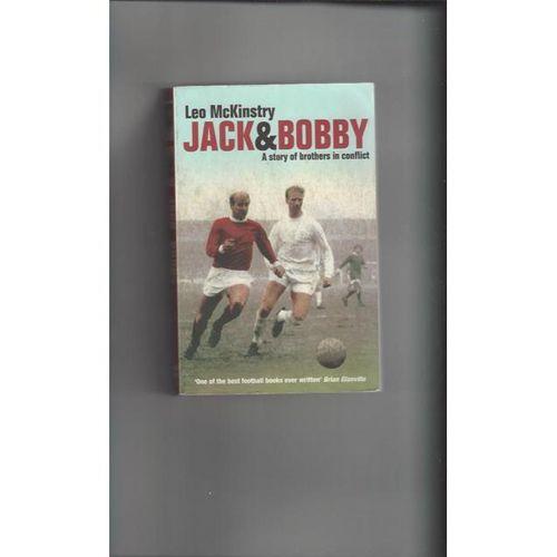 Leo McKinstry Jack & Bobby 2003 Softback Edition Football Book