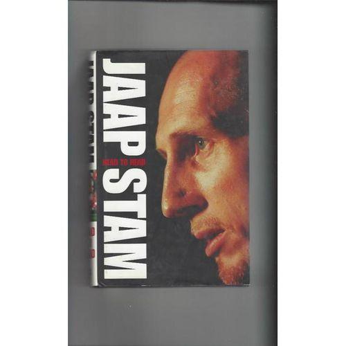 Jaap Stam Head to Head Hardback Edition Football Book 2001