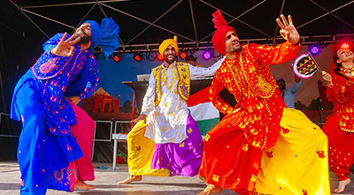 Here Are UK's 5 Best Bhangra Dance Groups