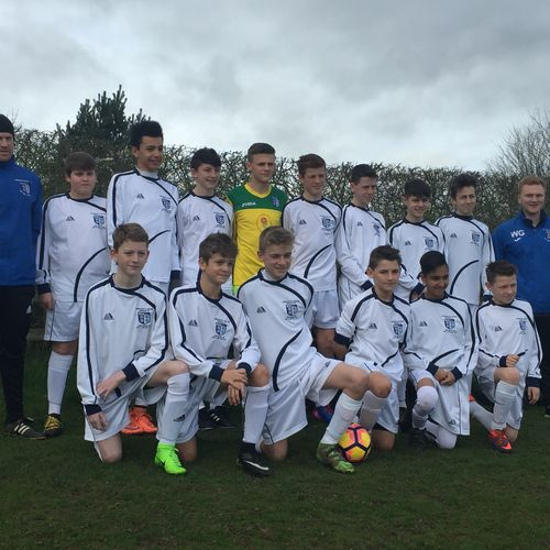 Harrogate & Craven Under 13's - 2017