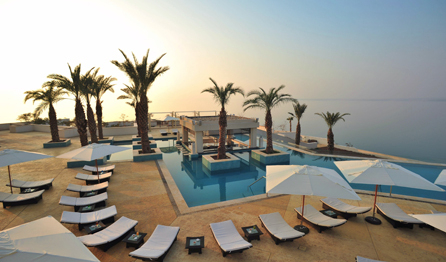 Hilton Expands Resort Portfolio with New Resort on Shores of the Dead Sea And It Looks Amazing
