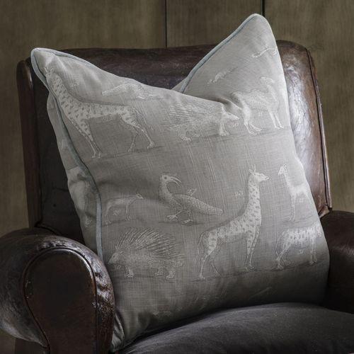 Kingdom cushion Canvas Sand