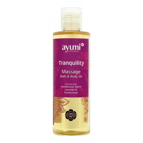 Ayumi Tranquility Massage, Body & Bath Oil