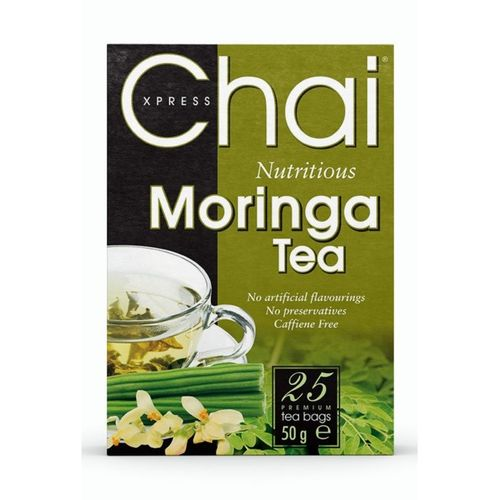 Nutritious Moringa Tea by Chai Xpress