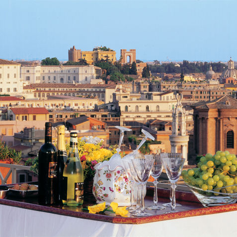 Classic Luxury in the Heart of Rome