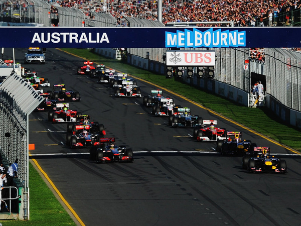 Hamilton's hopes For Oz Grand Prix