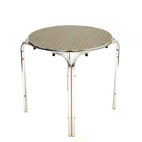 Aluminium Bistro Table