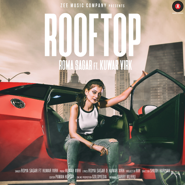 New Urban Punjabi Song 'Rooftop' by Roma Sagar Featuring Kuwar Virk Is Out Soon!