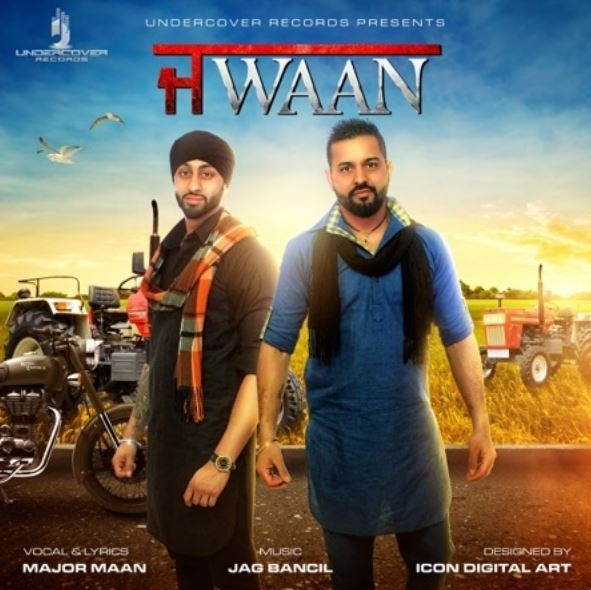 Major Maan & Jag Bancil Team Up To Bring You New Punjabi Song Jawaan