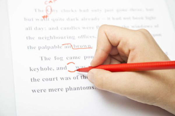 Proofreading and Editing Services online and in North East, Teesside and Newcastle