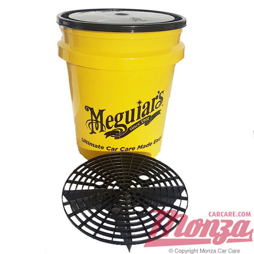 Meguiars Swirl Free Bucket & Grit Guard Kit