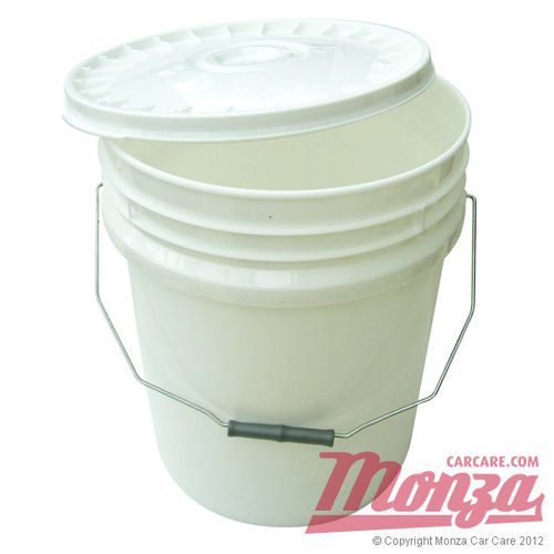Monza Professional Wash Bucket & Lid