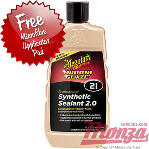 Meguiars Mirror Glaze 21 Synthetic Sealant