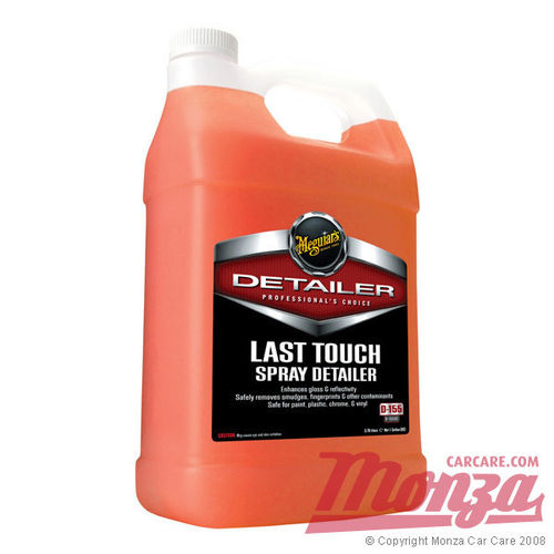 Meguairs Detailer Last Touch Spray