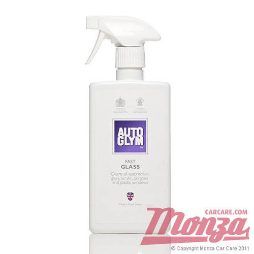 Autoglym Fast Glass Cleaner