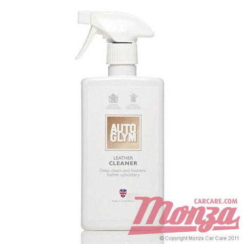 Autoglym Gentle Leather Cleaner