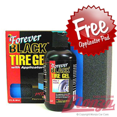 Forever Black Tyre Gel Dressing Kit
